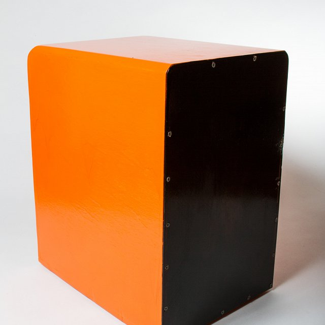 Custom Cajón hand-built by Schinbein Drum Company