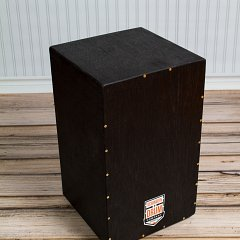 Midnight Galaxy Fun Machine! A Custom Adjustable Cajón from Schinbein Drum Co.