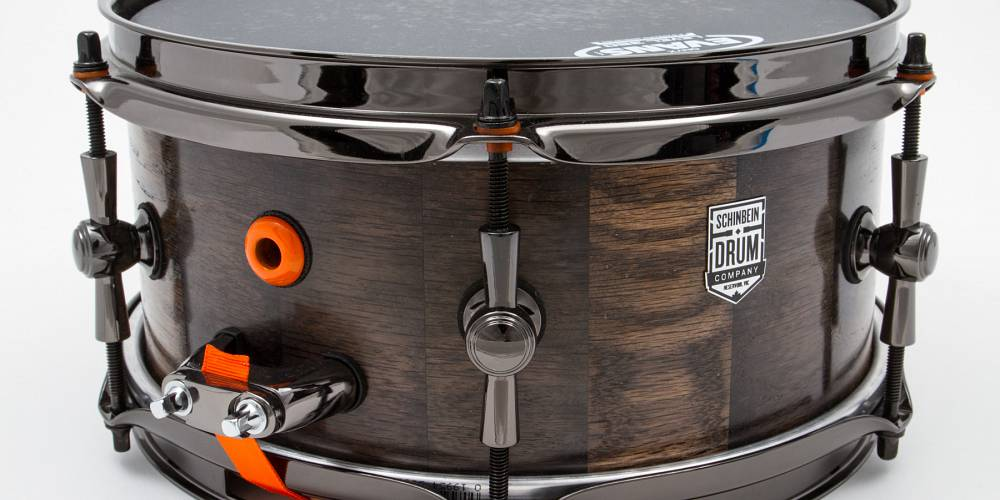 Custom-made Snare Drums<br /><a class='caption_link' href='/drums/snare'>View Snare Drums Page</a>