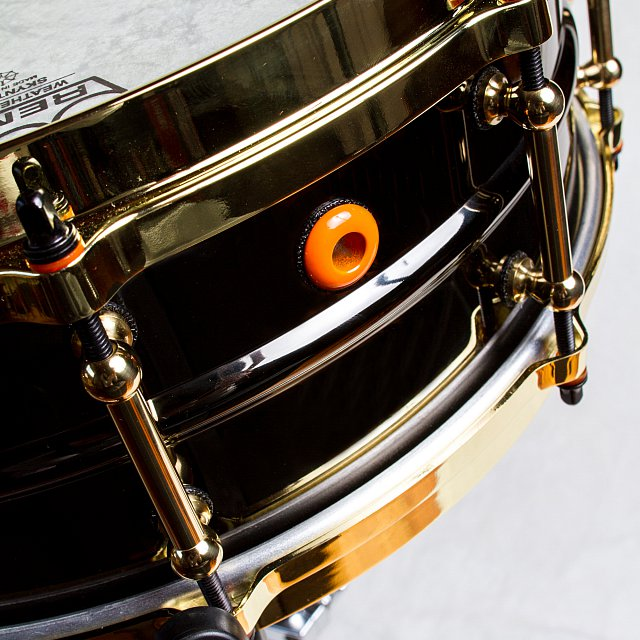 Custom-Built Snare Drum by Schinbein Drum Company