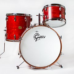 Save money by repairing or restoring your old, battered drums